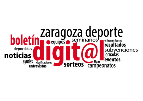 Boletín «Zaragoza Deporte Digital»