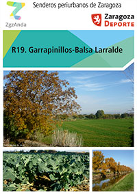 Ruta 19: Garrapinillos - Balsa Larralde