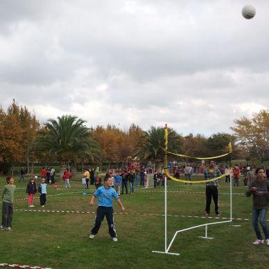 PAD Oliver: Proyecto de animación deportiva en el barrio Oliver