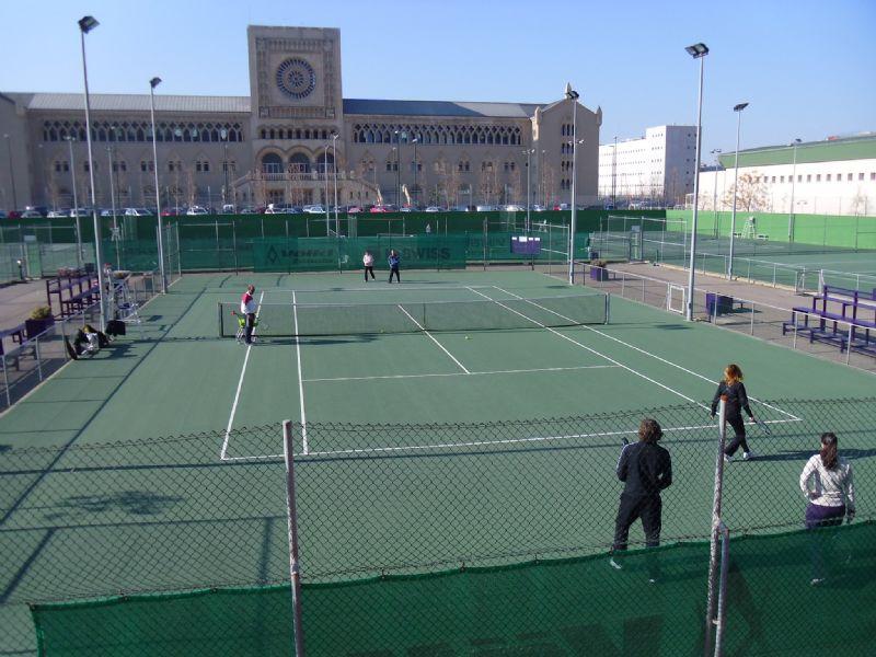 Tenis - Pistas Federación 2018/2019
