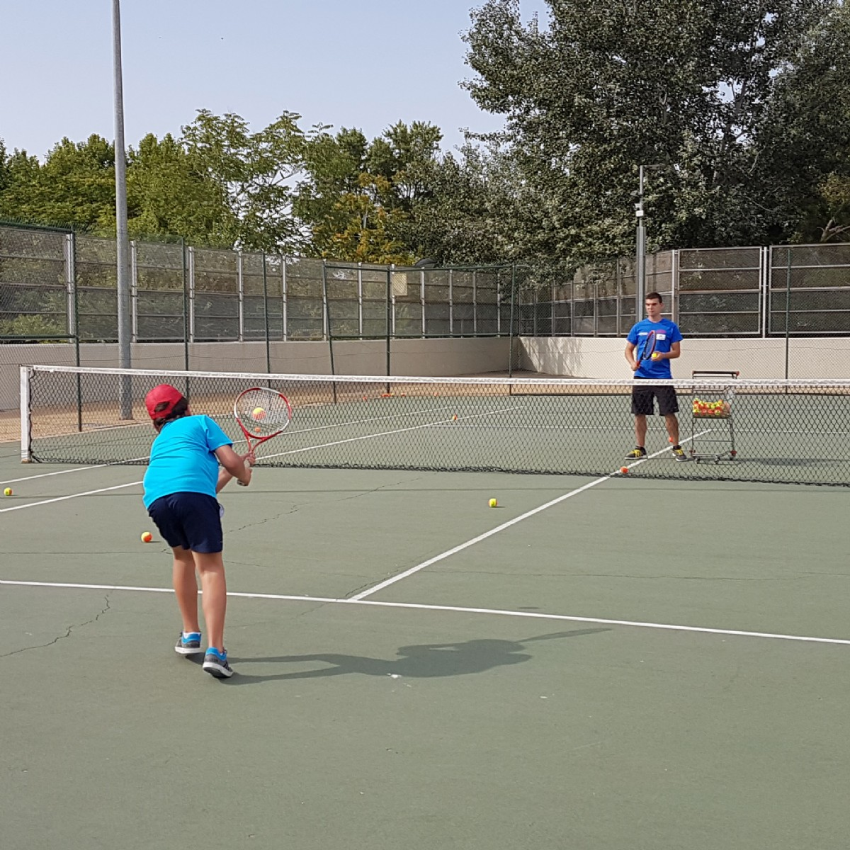 Cursillos Deportivos Municipales: Tenis  [2021/2022]