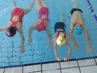 Cursillos Deportivos Municipales: Actividades acuáticas para Peques los domingos [2019/2020]