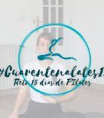 Vídeos de pilates en casa