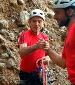 Documental sobre el escalador de 83 años Ángel Lopez «Cintero»
