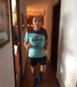 ¿Es bueno correr en el pasillo de casa?