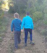 Salir a la montaña con niños