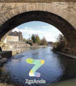 Ruta 1 ZaragozAnda: La margen izquierda del Ebro