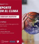 Zaragoza Deporte Sostenible se presenta en la sesión «Deporte por el clima»