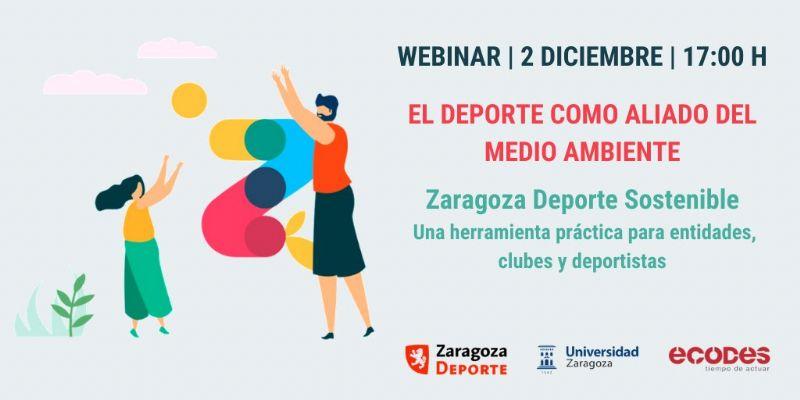 Descubre todo lo que «Zaragoza Deporte Sostenible» puede ofrecer a entidades, clubes y deportistas