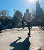 Últimos días de las «Actividades físicas al aire libre para mayores de 67 años»