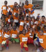 La «Carrera de Niños de África» se suspende este año por la pandemia