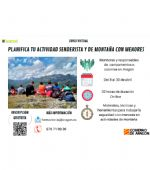 Curso Virtual: «Planifica tu actividad senderista y de montaña con menores»