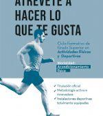 Ciclo Formativo de Grado Superior de Actividades físicas y Deportivas