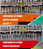 Campeonato de España de Balonmano Infantil Masculino y Femenino (fase sectores)
