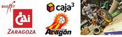 Esta semana sorteamos entradas para el CAI - Blancos de Rueda, Caja3 BM Aragón - Granollers y para el Trial Indoor «Fiestas del Pilar»