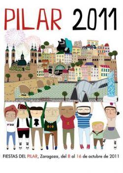 Programa de las Fiestas del Pilar 2011