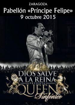 Concierto �God Save the Queen SINF�NICO - Tributo a Queen�
