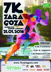 7K Zaragoza - 21 enero 2018