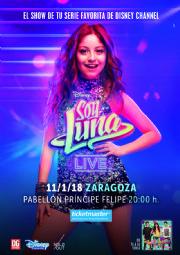 Soy Luna Live - 11 enero 2018