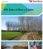 Ruta 20 ZaragozAnda: Entre el Ebro y el Jalón