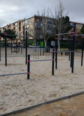 El Ayuntamiento impulsa un paquete de inversiones para la red de equipamientos deportivos al aire libre