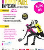 II Torneo Empresarial Heraldo de Padel