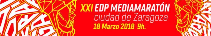 Este domingo se disputa la XXI EDP Media Maratón Trofeo «Ibercaja-Ciudad de Zaragoza»