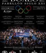 Velada de boxeo este sábado 17 de marzo en el CDM Siglo XXI