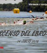 VII «Descenso del Ebro» de Natación en Aguas Abiertas