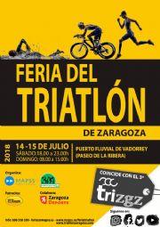 I Feria del Triatlon de Zaragoza