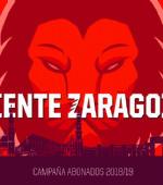 «Siente Zaragoza»: Campaña de Abonados 2018-2019 de Basket Zaragoza