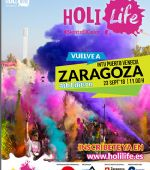 Ya está aquí la Holi Life 2018