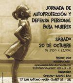 Jornada de autoprotección y defensa personal para mujeres