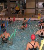 Gimnasia acuática para adultos