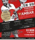 IV Torneo «Cervezas Ámbar» de Pádel