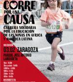 Carrera Popular + Andada «Corre por una causa»