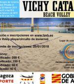 Inscripciones para el Torneo de Voley Playa «Vichy Catalan»