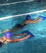 Practica la natación ¡Todo el año!