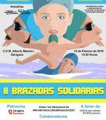 II Brazadas Solidarias