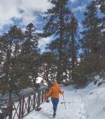 Consejos para practicar senderismo en invierno