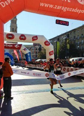 Clasificaciones, fotos, diplomas y vídeos de la XXII EDP Media Maratón Trofeo «Ibercaja-Ciudad de Zaragoza»