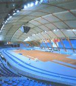 Atletismo y Triatlón este fin de semana en el Palacio de Deportes