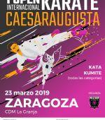I Open Internacional de Kárate Caesaraugusta