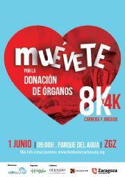 Carrera Popular «Muévete por la donación de órganos» 2019
