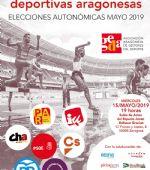 Jornada GEDA: «Futuro de las políticas deportivas aragonesas. Elecciones Autonómicas Mayo 2019»