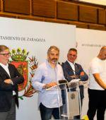El CMF Valdefierro acoge la primera edición del Campus de Tecnificación Nayim en Zaragoza