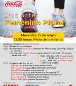 Jornada: Deporte, Femenino y Plural