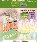 Liga Iberdrola de Clubes de Atletismo Femenino - División de Honor