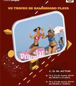 VII Trofeo «Ibercaja-Ciudad de Zaragoza» de Balonmano Playa