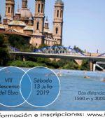 VIII «Descenso del Ebro» de Natación en Aguas Abiertas